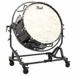 pearl concert bass drum - concert series with stand