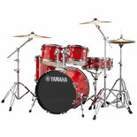 "yamaha rydeen 5 piece shell pack - 20"" bass drum"