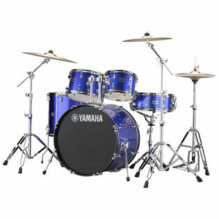 "yamaha rydeen 5 piece shell pack - 22"" bass drum"