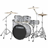 "Yamaha Rydeen 5 Piece Shell Pack - 22"" Bass Drum Alternate Picture"