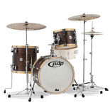 "pdp concept maple classic 3 piece bop kit shell pack - 18"" bass drum"