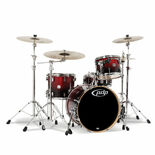 "pdp concept maple 4 piece shell pack - 20"" bass drum"