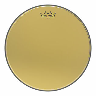 "remo 26"" starfire gold bass drum head (special price)"