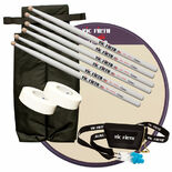 vic firth snare drum band camp pack