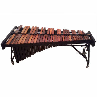 demorrow sep 5 octave rosewood marimba