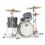 "gretsch renown 4 piece maple shell pack - 18"" bass drum"
