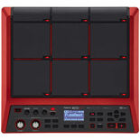 roland spd-sx-se sampling drum pad special edition - 16gb of storage