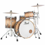 "Pearl MCT Masters Maple Complete 3-Piece Shell Pack with 24"" Bass Drum Alternate Picture"