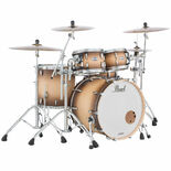 "pearl mct masters maple complete 4-piece shell pack with 22"" bass drum"
