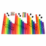 boomwhackers 27 tube classroom activity pack