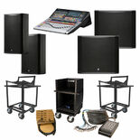 weiss marching field pa system