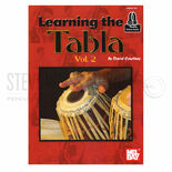 courtney-learning the tabla vol. 2 (online audio access)