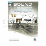 black/bernotas-sound percussion ensembles-teacher's score