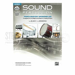 black/bernotas-sound percussion ensembles-snare drum & bass drum
