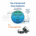 agostinelli-4 stroke ruff drum rudiment, the