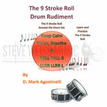 agostinelli-9 stroke roll drum rudiment, the