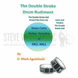 agostinelli-double stroke drum rudiment, the