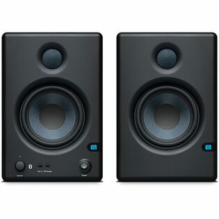 presonus eris e4.5 studio monitors with bluetooth