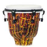 pearl 14'' synthetic replacement head for top tuned djembe