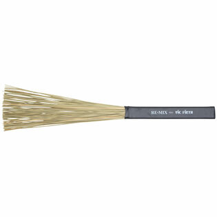 vic firth re-mix brushes - african grass