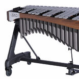 adams 3.5 octave alpha series vibraphone with silver bars