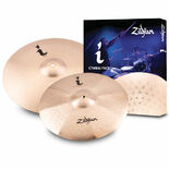 zildjian i series expression cymbal pack