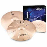 zildjian i series expression cymbal pack 2