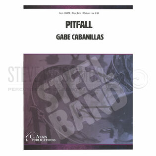 cabanillas-pitfall (sp)-steel drs./ds/p
