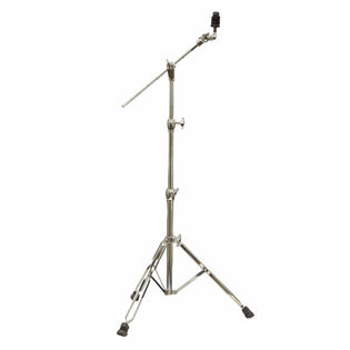 liberty one double braced hideaway boom cymbal stand