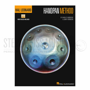d'ambrosio/robinson-hal leonard handpan method (online video access included)