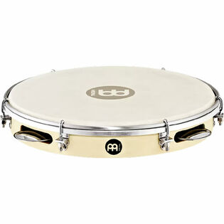meinl 10′ traditional panderio - natural head