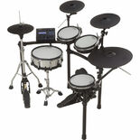 roland td-27kv v-drums bundle with free hardware pack