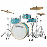 yamaha stage custom hip 4 piece shell pack - 20x8 bass drum