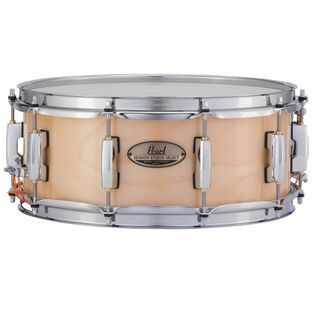 pearl session studio select snare drum natural birch - 14x5.5