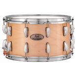 pearl session studio select snare drum natural birch - 14x8