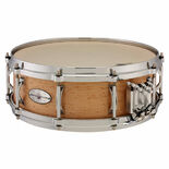 black swamp concert solid birdseye maple multisonic snare drum - 14x5