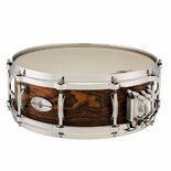black swamp concert solid bocote multisonic snare drum - 14x5