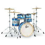 gretsch catalina special edition 5 piece shell pack blue silver duco with 20′ bass drum