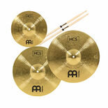 meinl hcs three for free cymbal pack