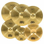 meinl hcs super set cymbal pack