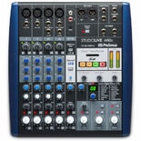 presonus studiolive ar8c 8 channel mixer and usb audio interface