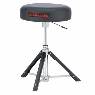 pearl roadster multi-core round gas lift drum throne (d1500rgl)