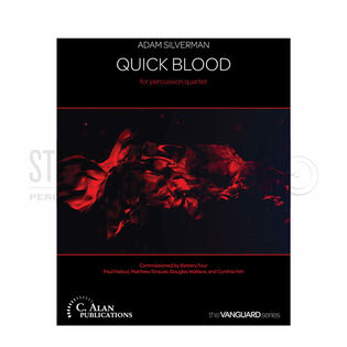silverman-quick blood (sp)-2v/cro./2m/p