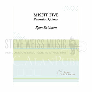 robinson-misfit five (sp)-steel dr./p