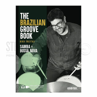 freitas-brazilian groove book, the: samba & bossa nova (online audio & video access)