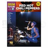 hal leonard drum play-along - red hot chili peppers vol. 31 (online audio access included)