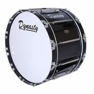 dynasty custom elite marching bass drum