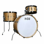 inde wafarer 3-piece shell pack - 20′ bass drum