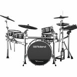 roland td-50kvx v-drums electronic drum set