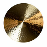 "weiss 20"" traditional cast hammered ride cymbal"